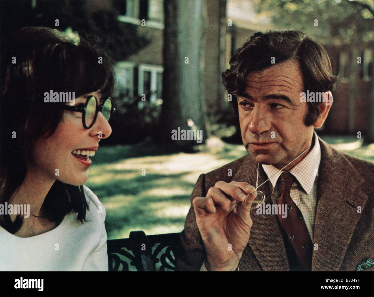 A New Leaf A New Leaf (1971) USA Elaine May, Walter Matthau  Director: Elaine MayStock Photo