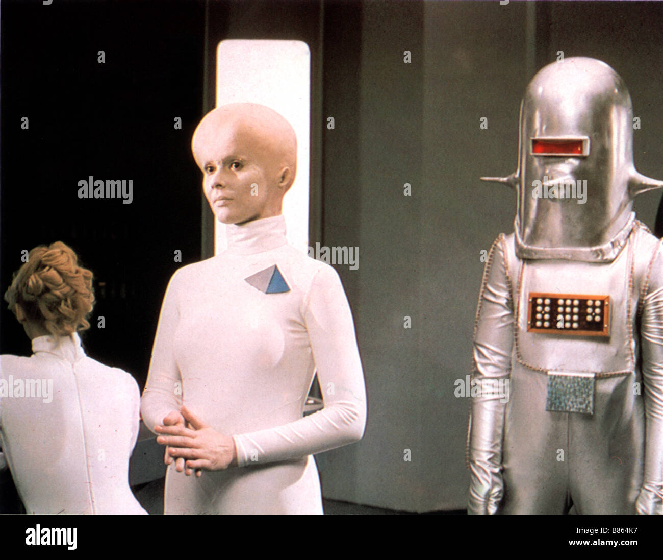 Starship Invasions  Année : 1977 Canada Director : Ed Hunt - Stock Image