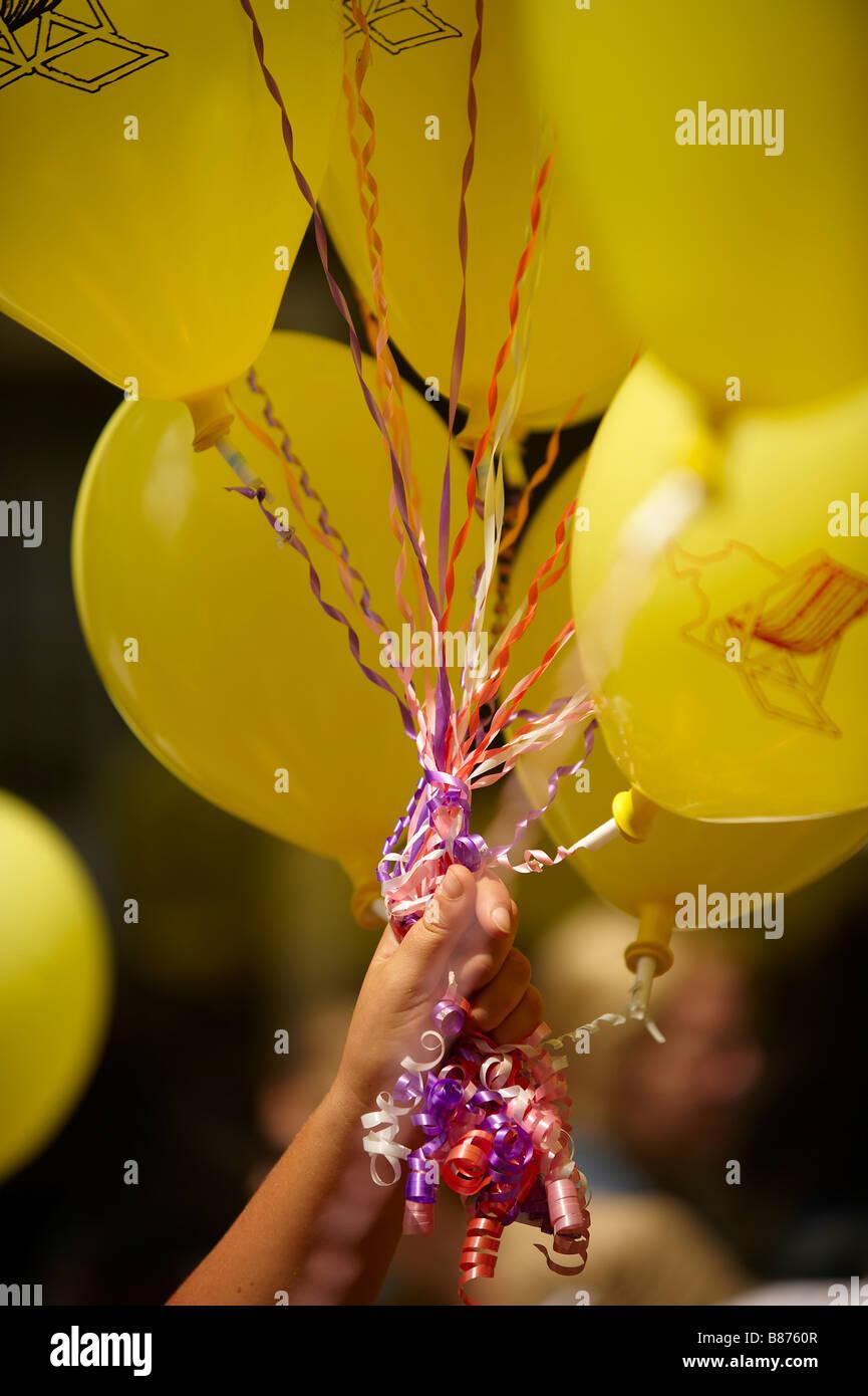 balloon - Stock Image