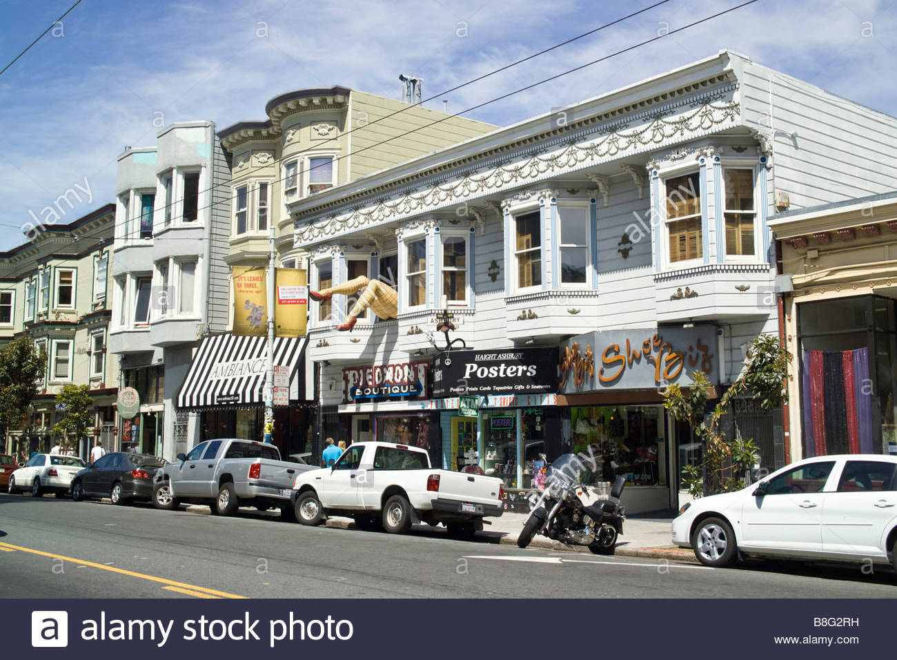 shops-in-haight-ashbury-B8G2RH.jpg