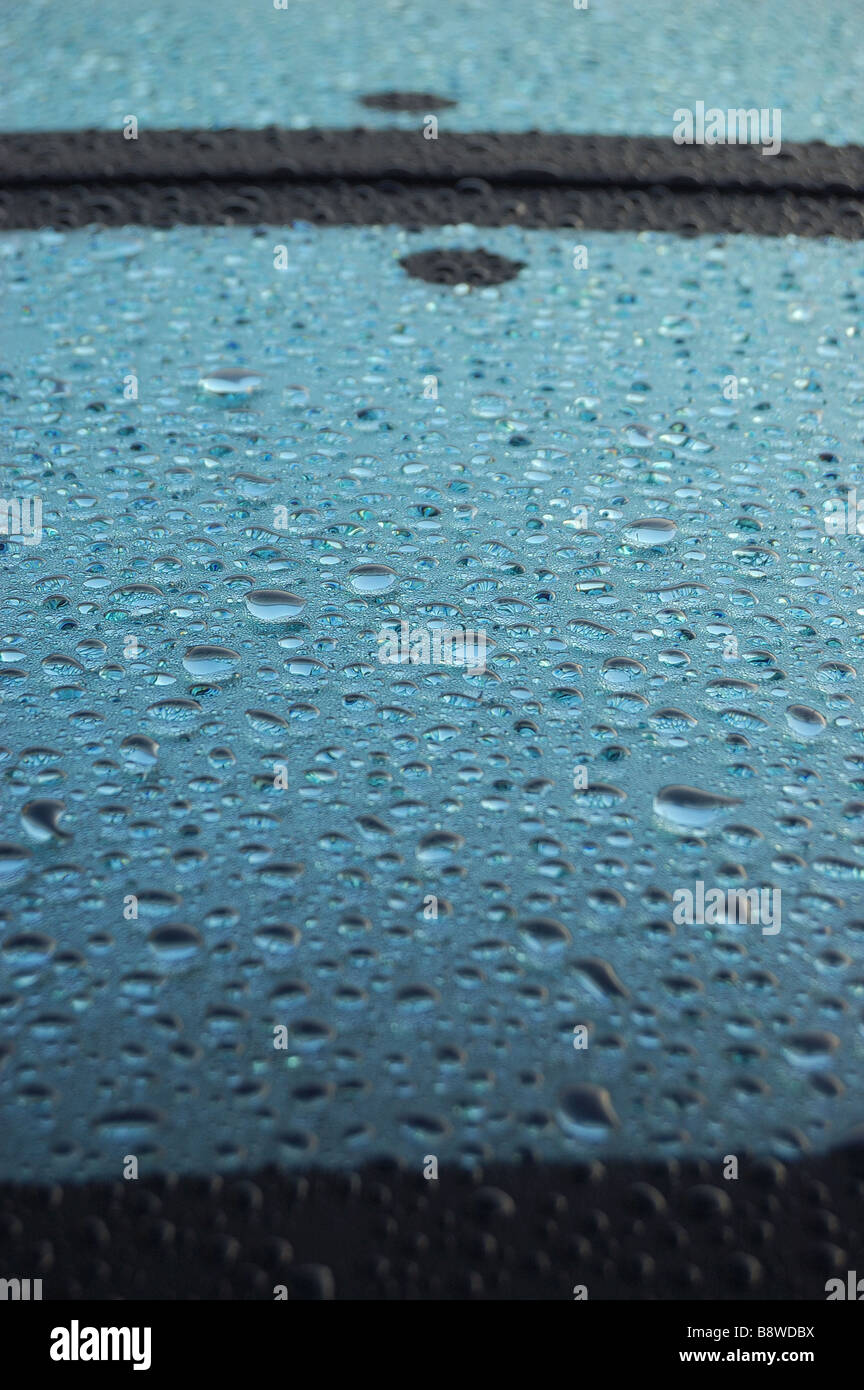 MR2 T-Bar Glass Roof - Stock Image