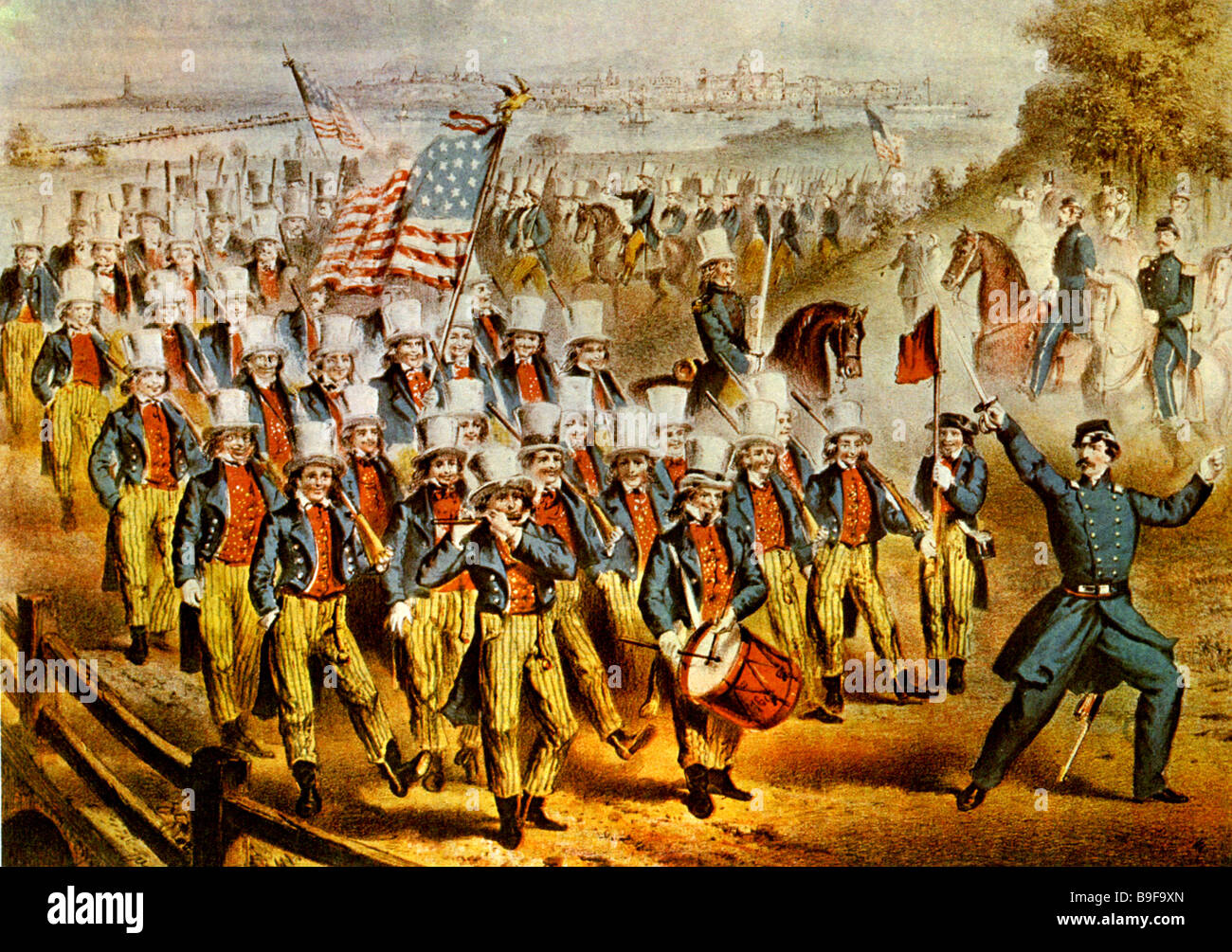 Yankee Civil War After Civil War Stock ...