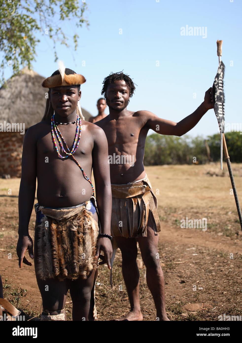Zulu tribe stock photos zulu tribe stock images alamy zulu tribesman stopboris Choice Image