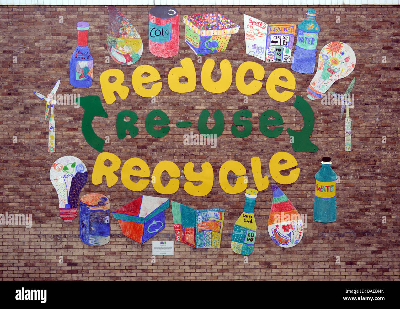 reduce-re-use-recycle-mural-collage-the-spine-lancaster-university-BAEBNN.jpg