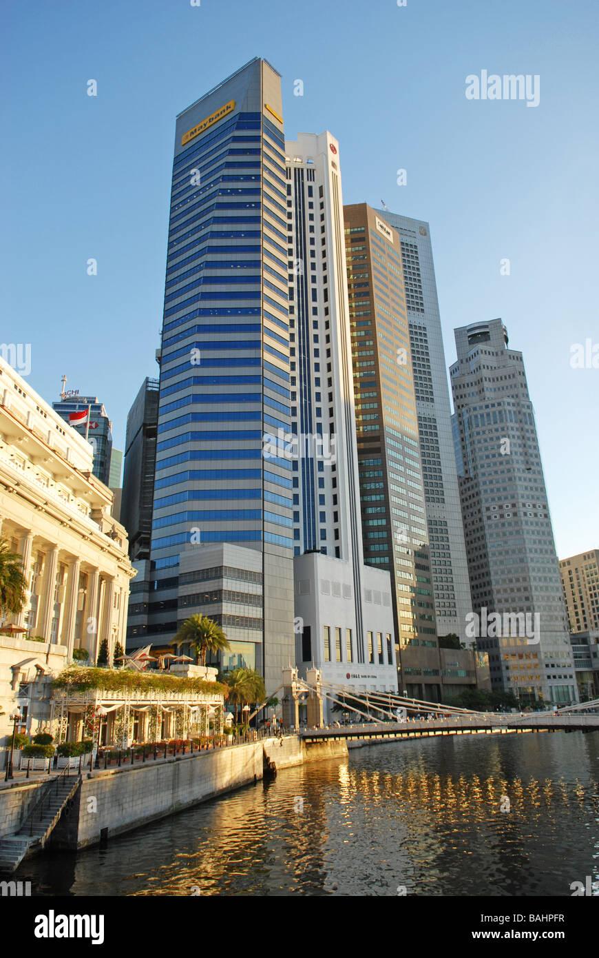 Singapur - Stock Image