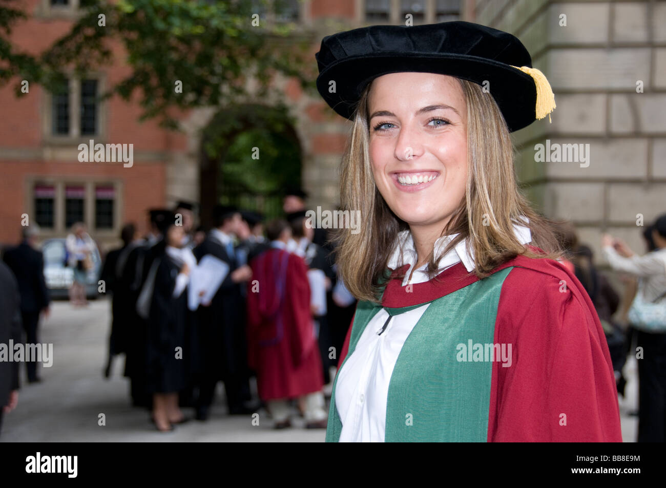 Fantastic Doctoral Gowns By University Pictures - Wedding and ...