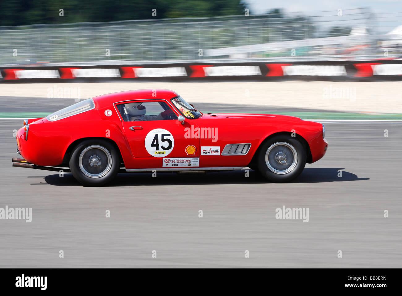 Ferrari 250 GT TdF, year of manufacture 1959, Oldtimer Grand-Prix ...