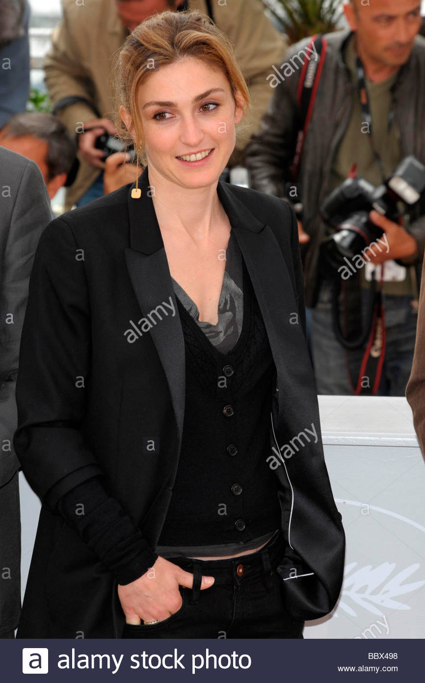 julie gayet, 62nd cannes film festival - Stock Image