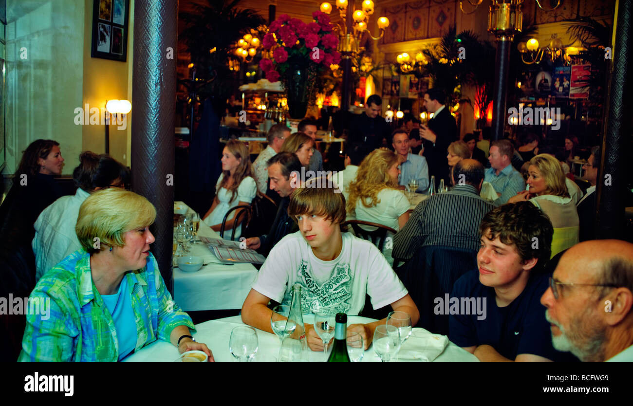 Le Mazarin Restaurant Paris