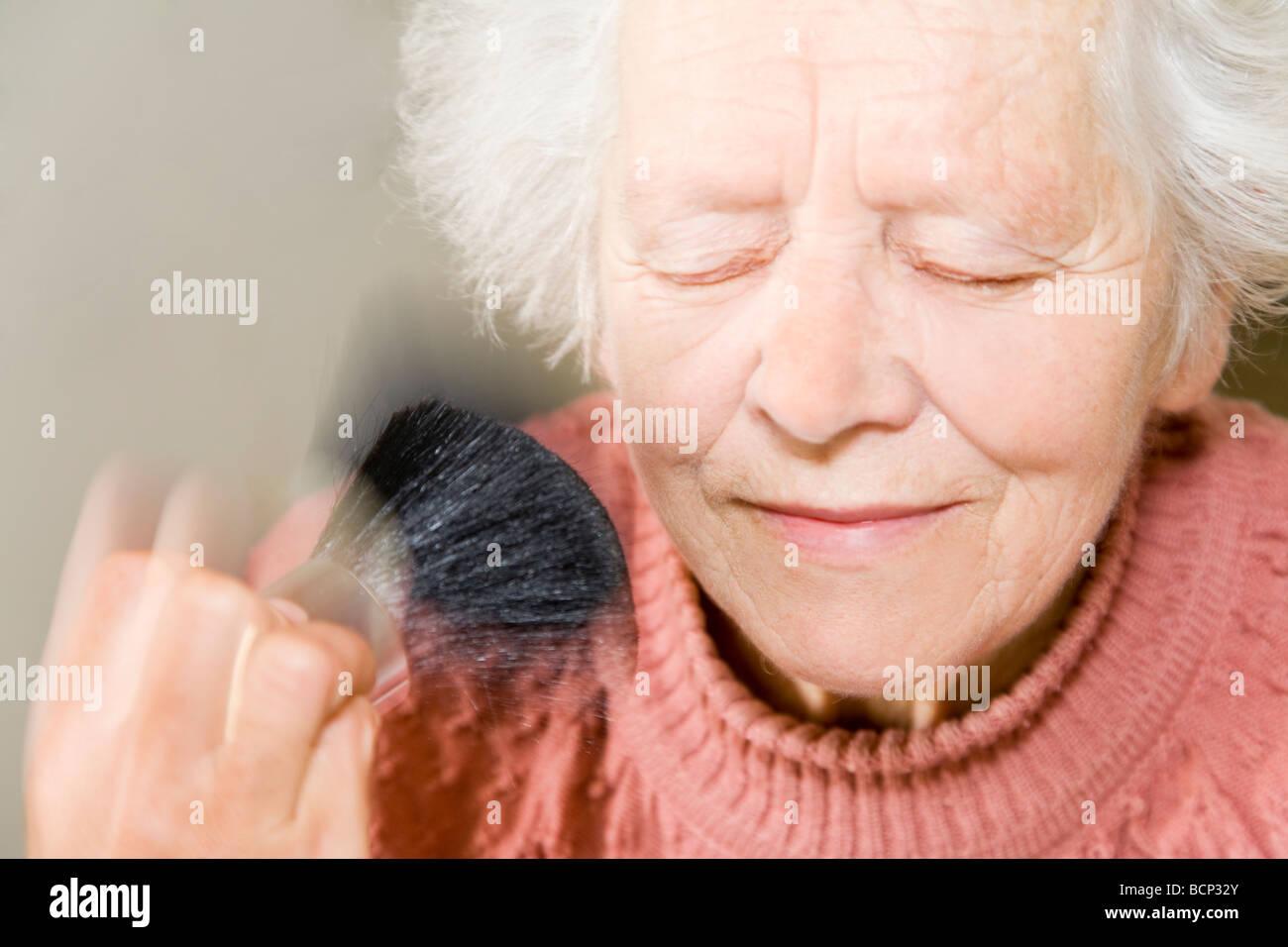 Chubby Frauen Fingersatz sich