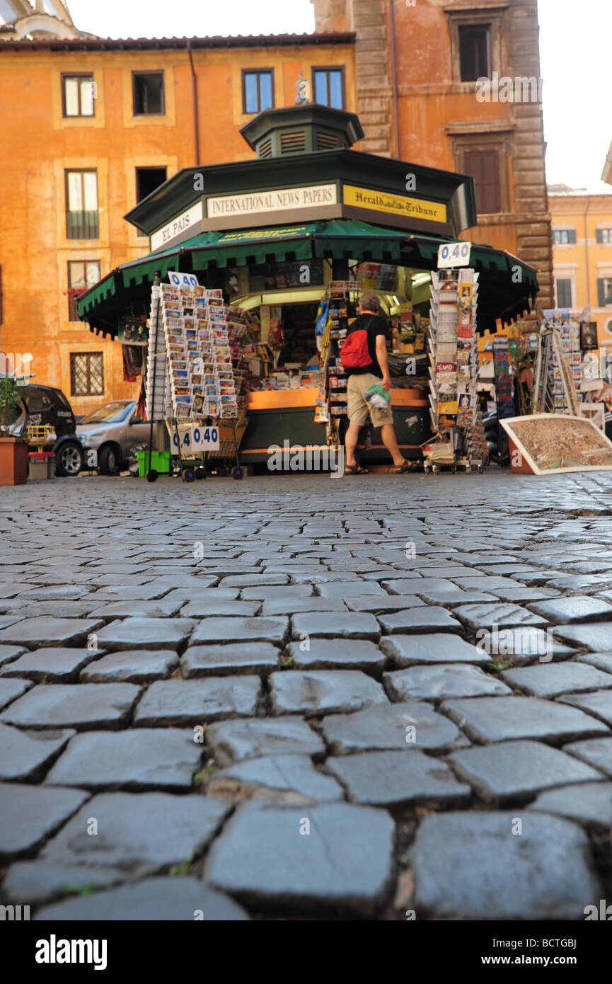 europe-italy-rome-a-round-news-stand-on-