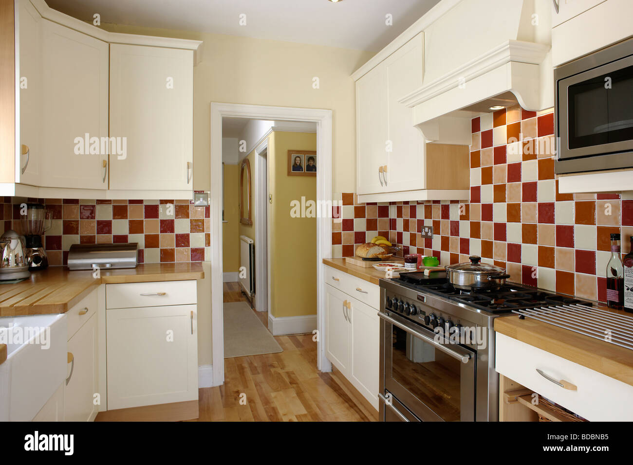 cream tiles for kitchen brown and wall tiles in traditional kitchen 6290