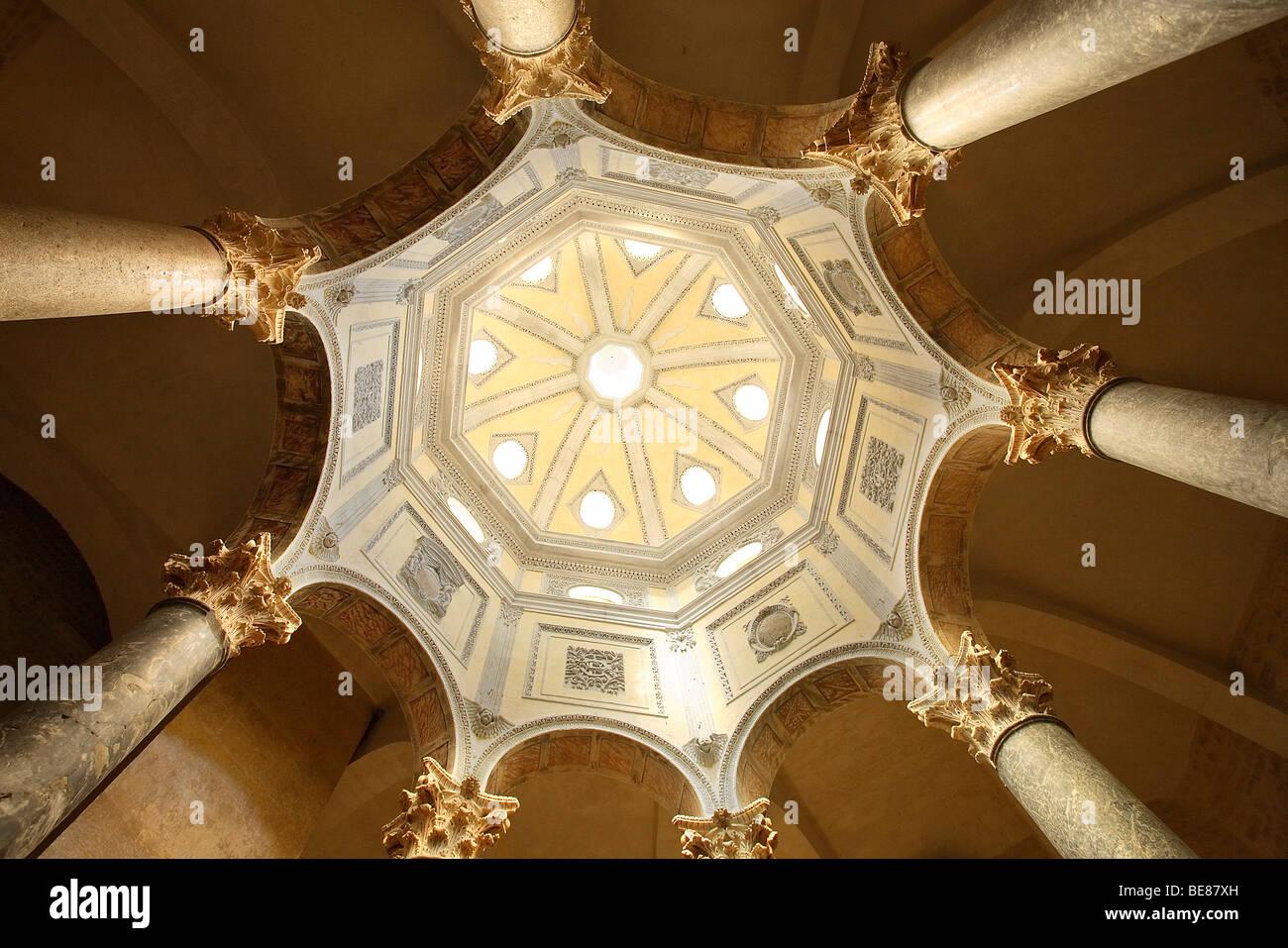 SAINT-SAUVEUR CATHEDRAL, AIX EN PROVENCE - Stock Image