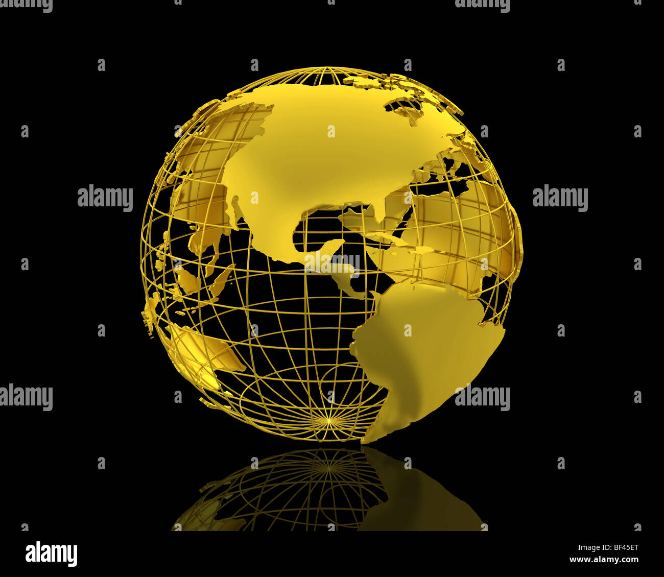 3d world map isolated over a black background stock photo 26522352 3d world map isolated over a black background gumiabroncs Images
