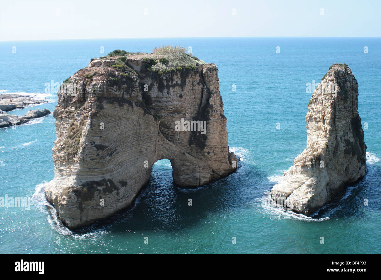roch of Beirut - Stock Image