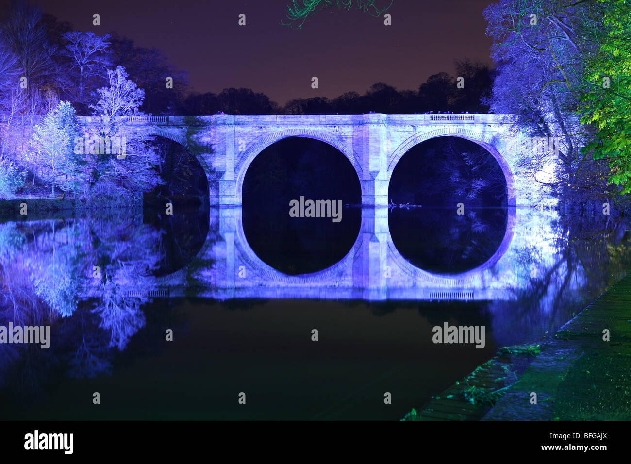 prebends-bridge-durham-uk-illuminated-fo