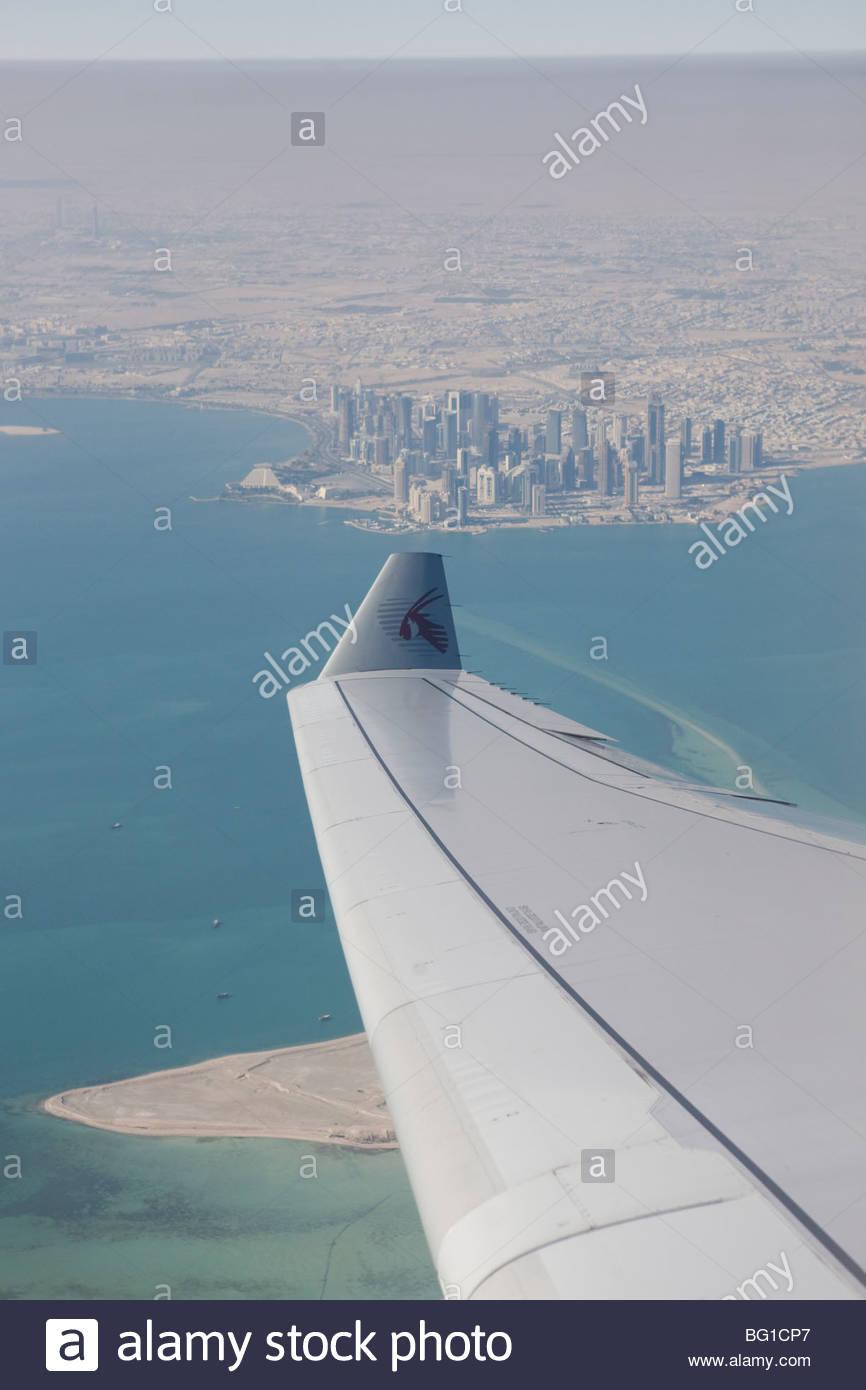Doha, Qatar, Middle East, Asia - Stock Image