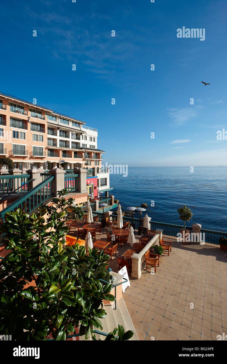 monterey plaza hotel thanksgiving dinner