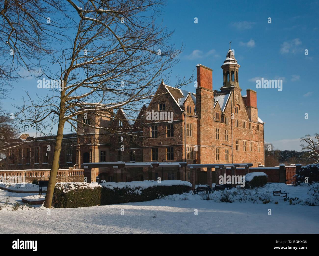 Rufford Abbey - Stock Image