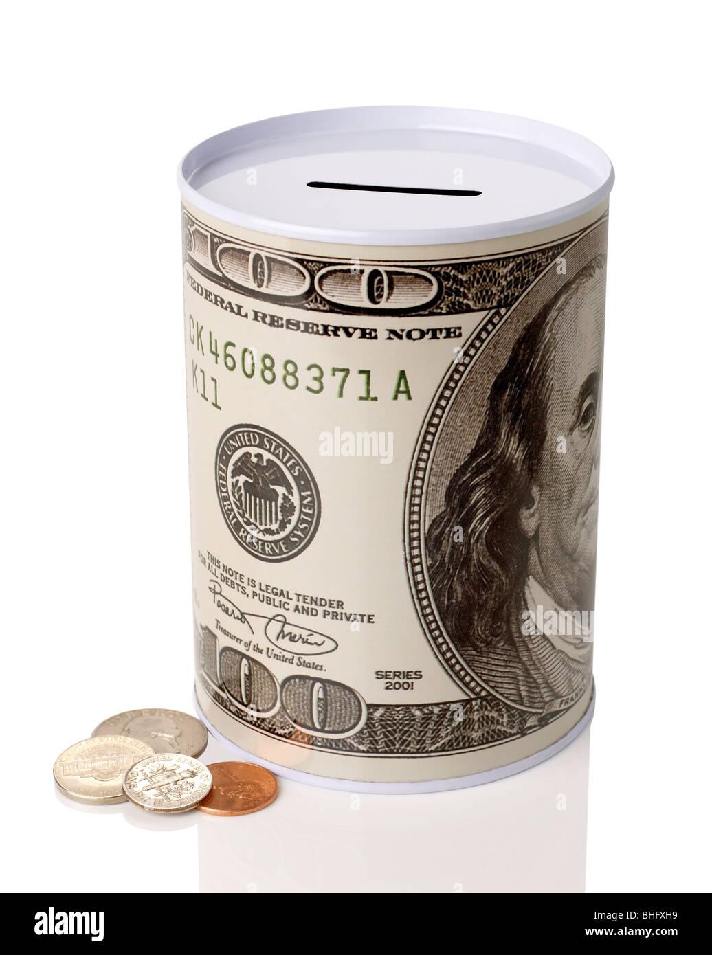 Coin Bank - Stock Image