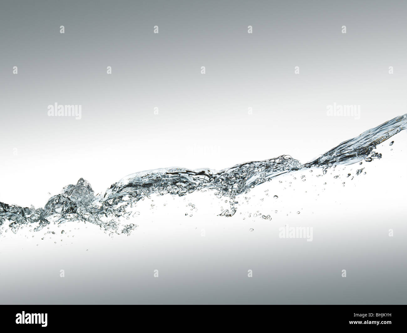 Wave, Water surface - Stock Image