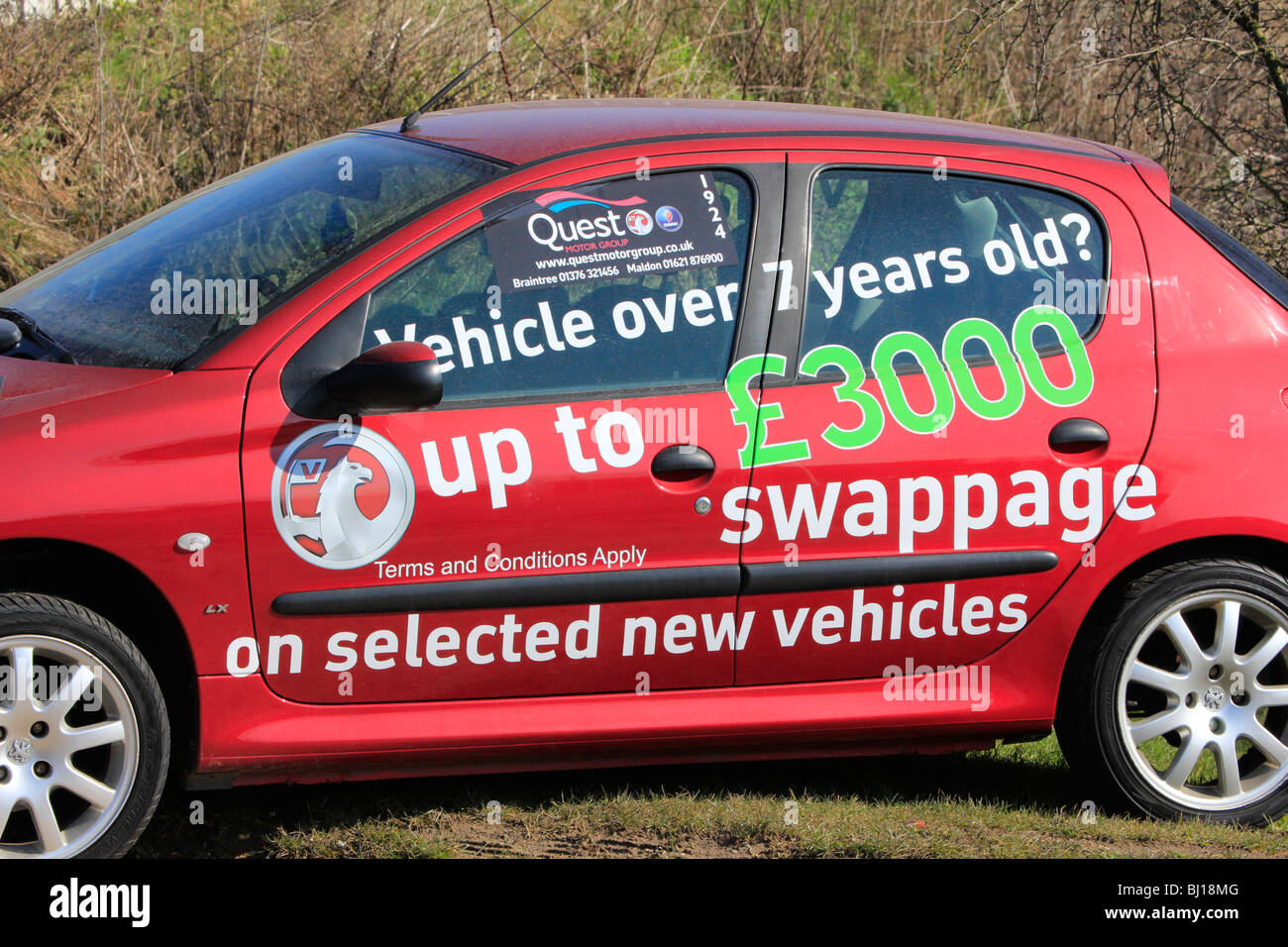 Uk Car Scrappage Scheme Stock Photos Amp Uk Car Scrappage Scheme Stock Images Alamy