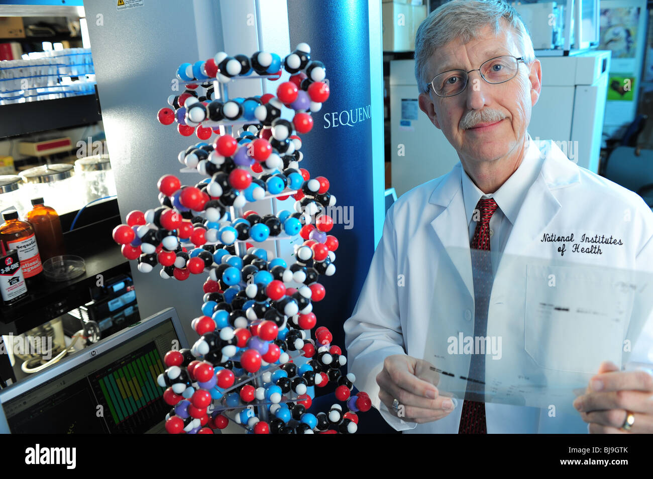 drfrancis-collins-former-director-of-the-human-genome-project-now-BJ9GTK.jpg