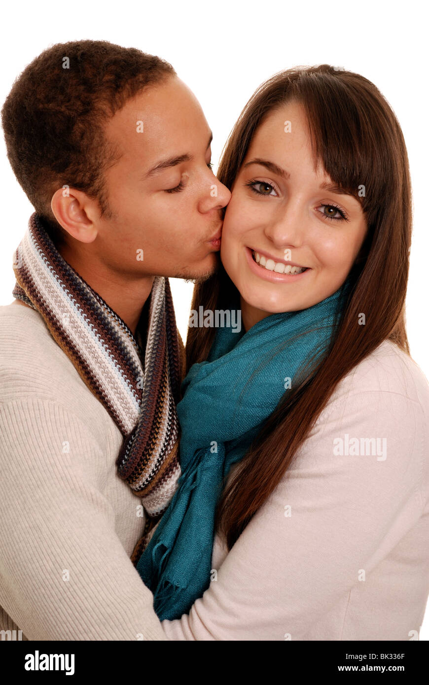 Christian teenage dating kissing