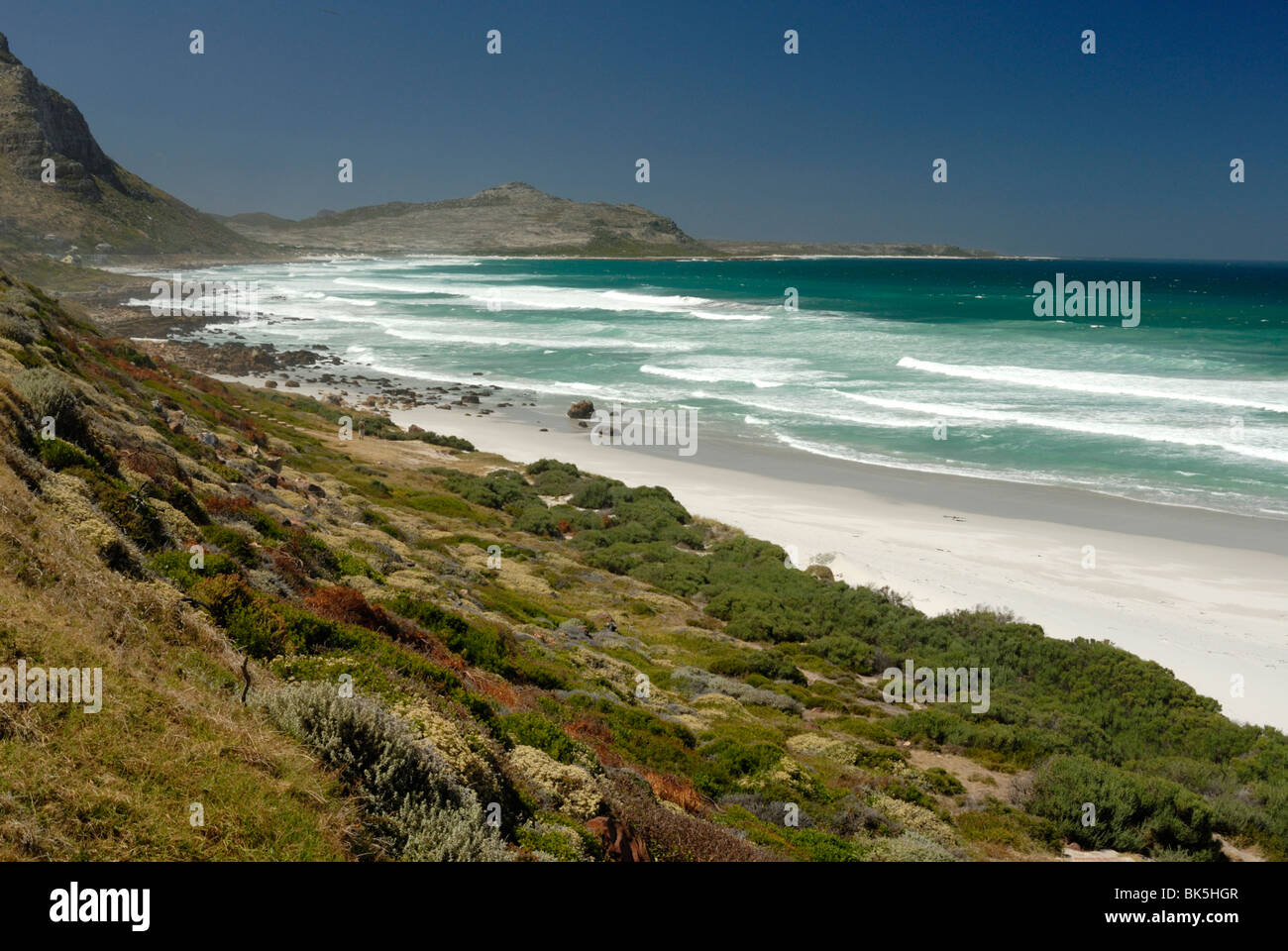 Witzandbay, Cape Town, South Africa, Africa - Stock Image