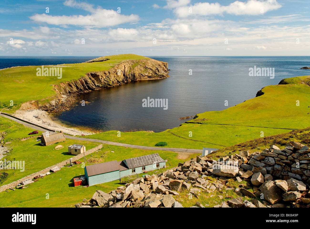 the-southern-harbour-of-fair-isle-shetla