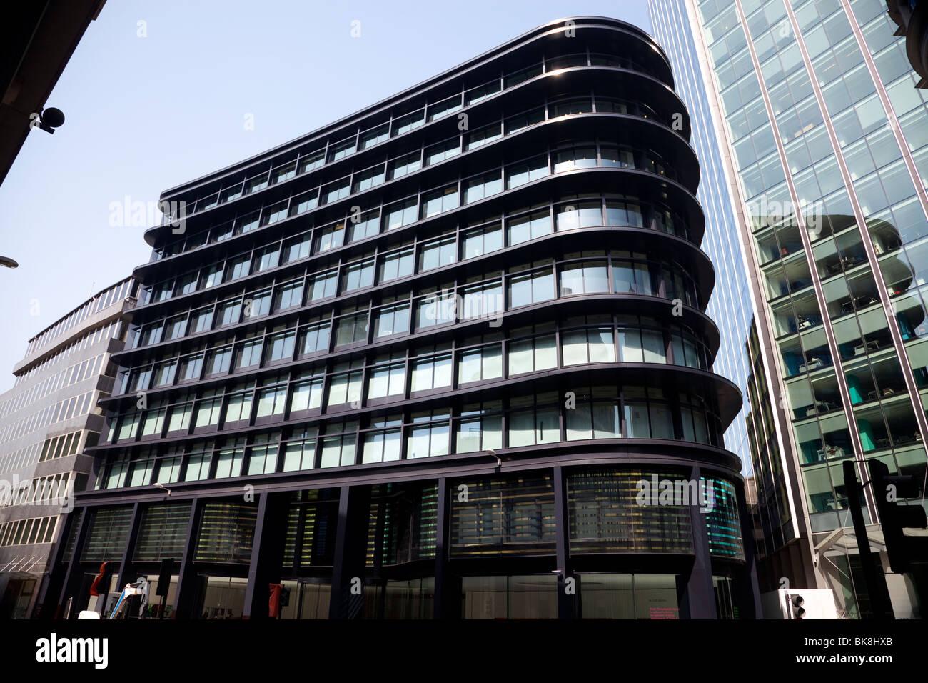 60 Threadneedle Street, London, UK - Stock Image