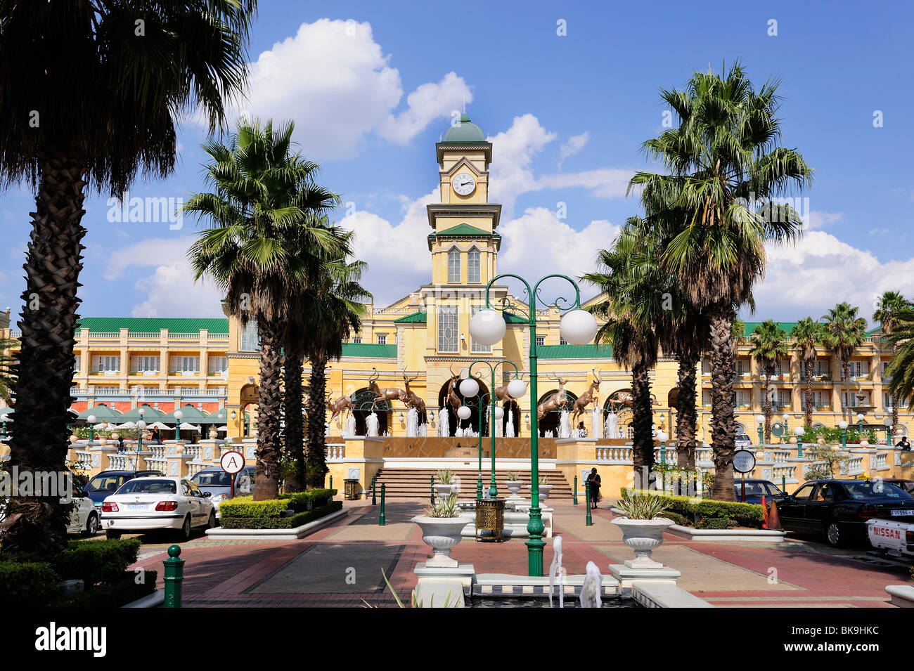 Golden Reef City Casino, Johannesburg, South Africa - Stock Image