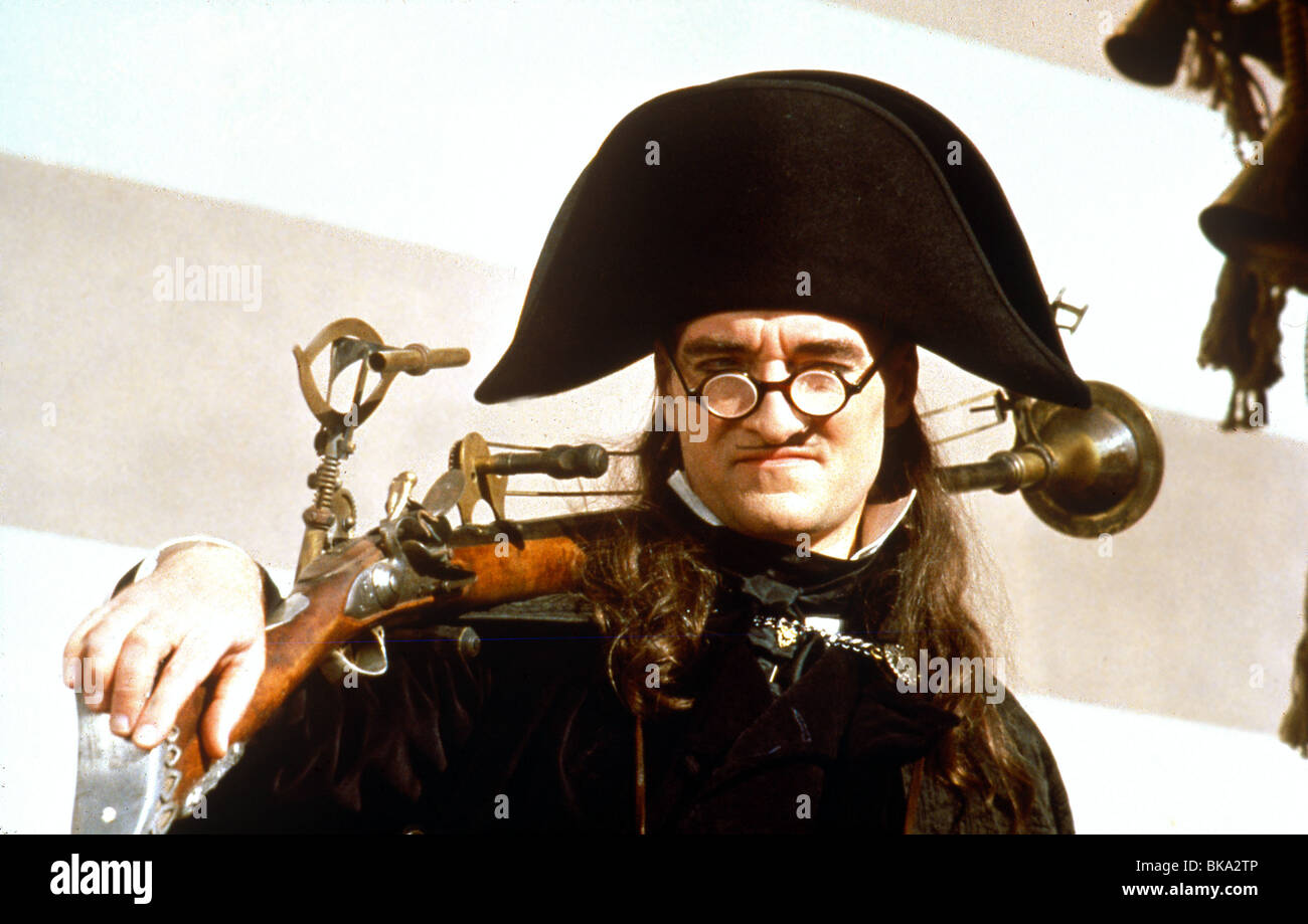 THE ADVENTURES OF BARON MUNCHAUSEN (1988) CHARLES MCKEOWN ABM 004 - Stock Image