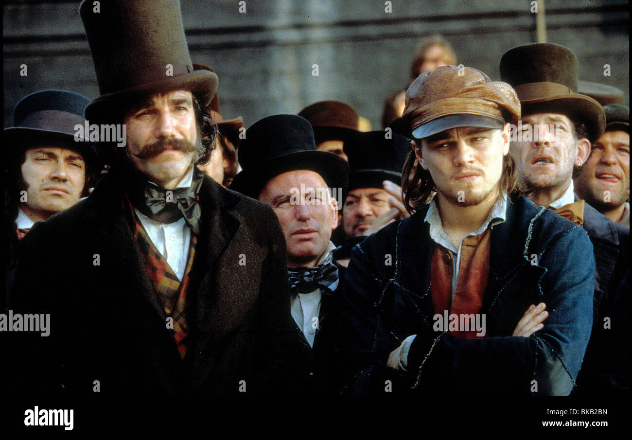 Gangs Of New York 2002 Daniel Day Lewis Leonardo Dicaprio Gony