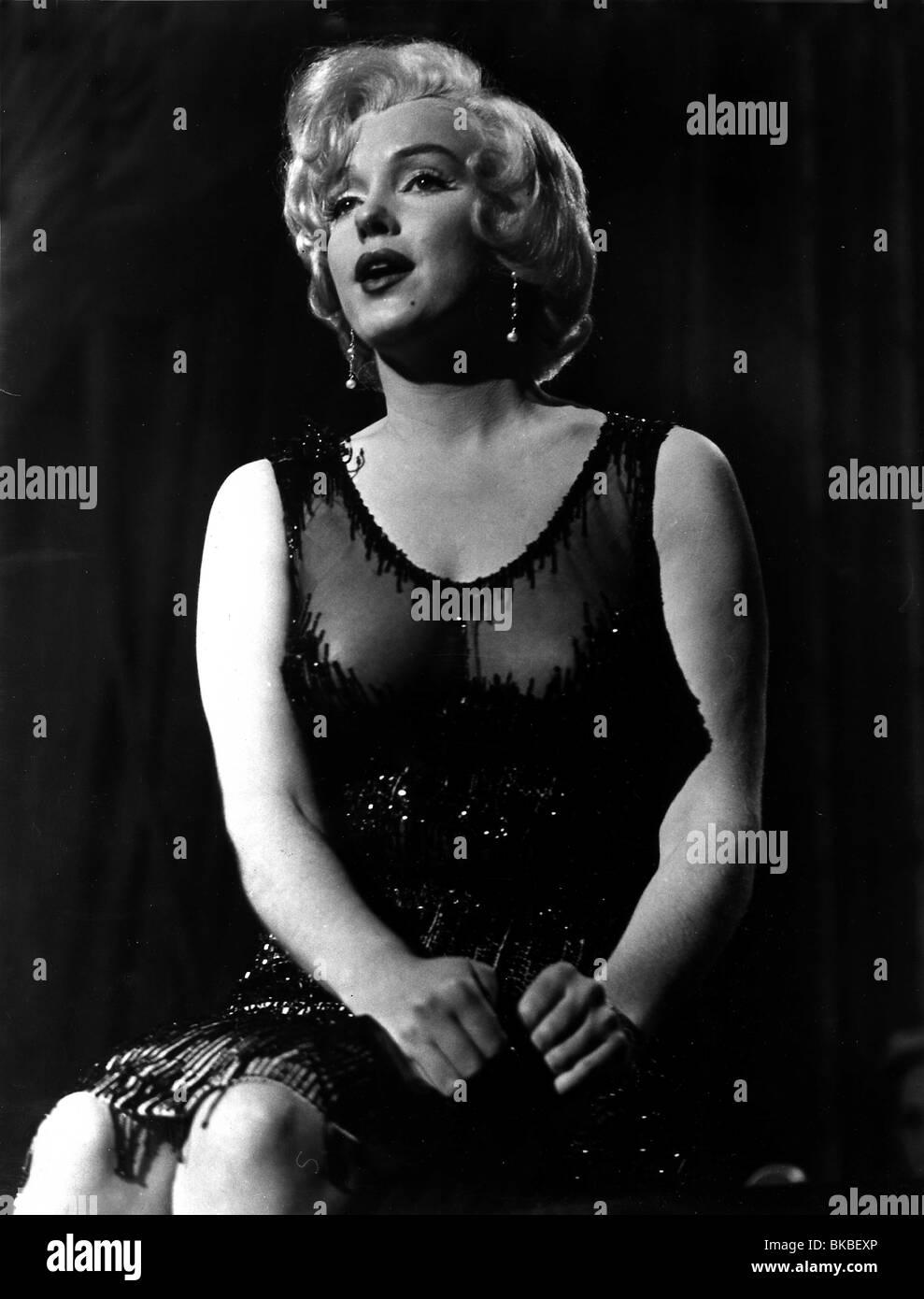 SOME LIKE IT HOT(1959) MARILYN MONROE SLH 028P - Stock Image
