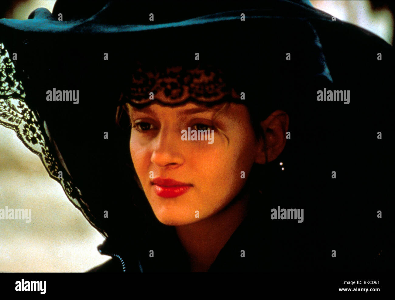 THE ADVENTURES OF BARON MUNCHAUSEN (1988) UMA THURMAN ABM 001 - Stock Image