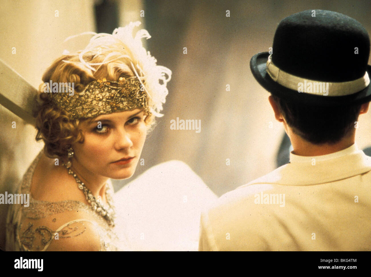 THE CAT'S MEOW (2001) KIRSTEN DUNST CMEO 001-02 Stock Photo