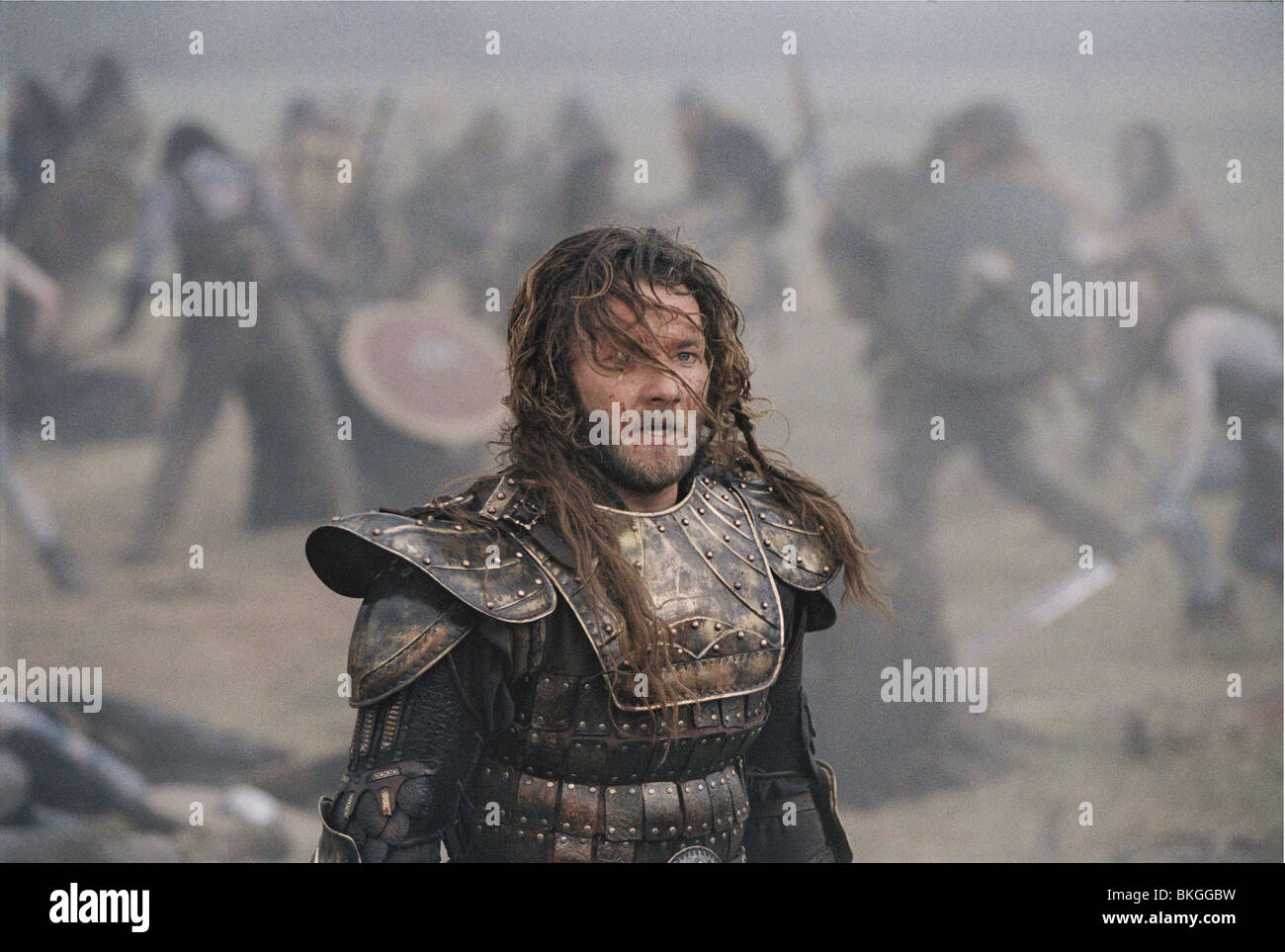 KING ARTHUR (2004) JOEL EDGERTON KART 001-29 Stock Photo