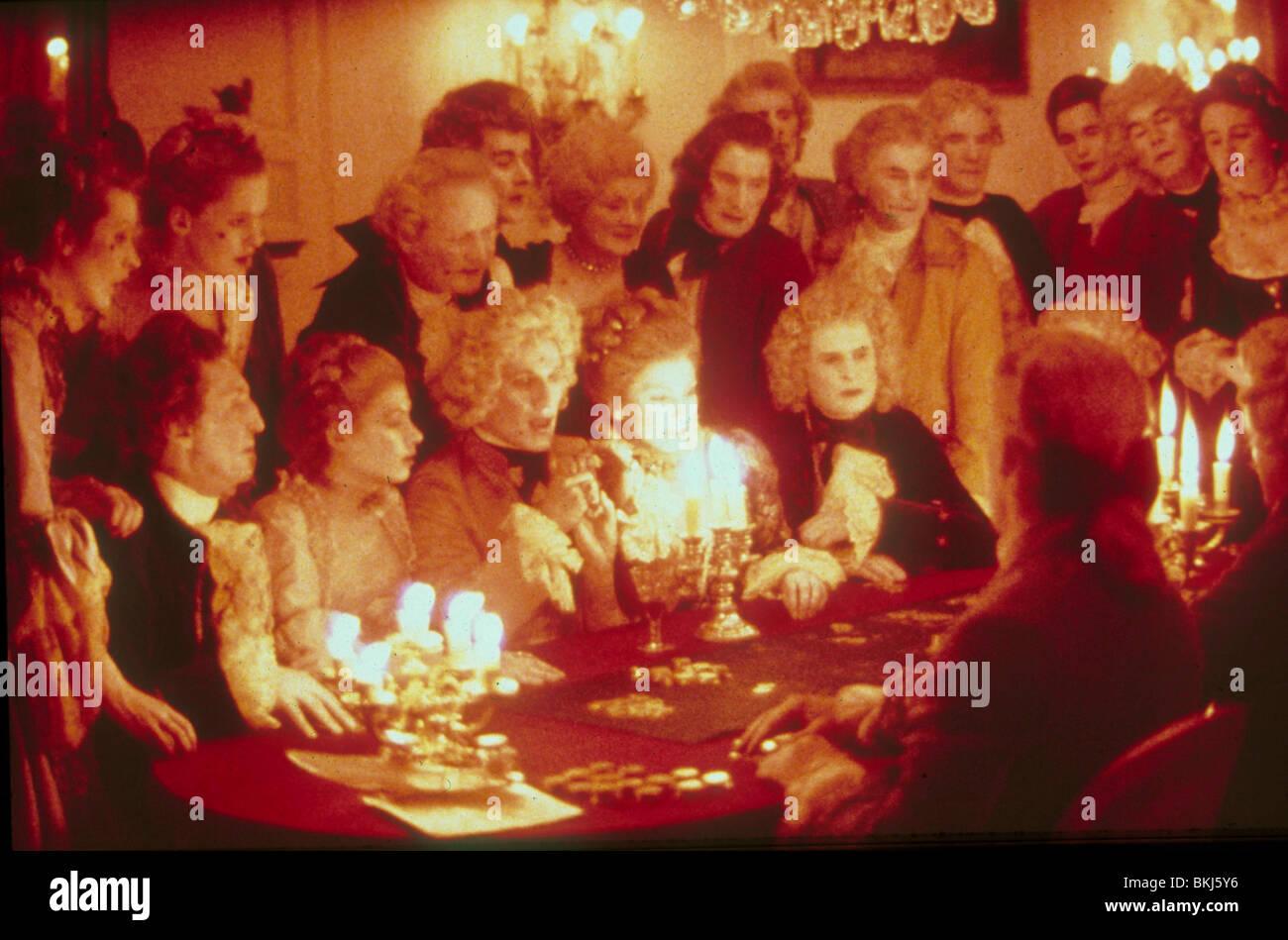 BARRY LYNDON -1975 - Stock Image
