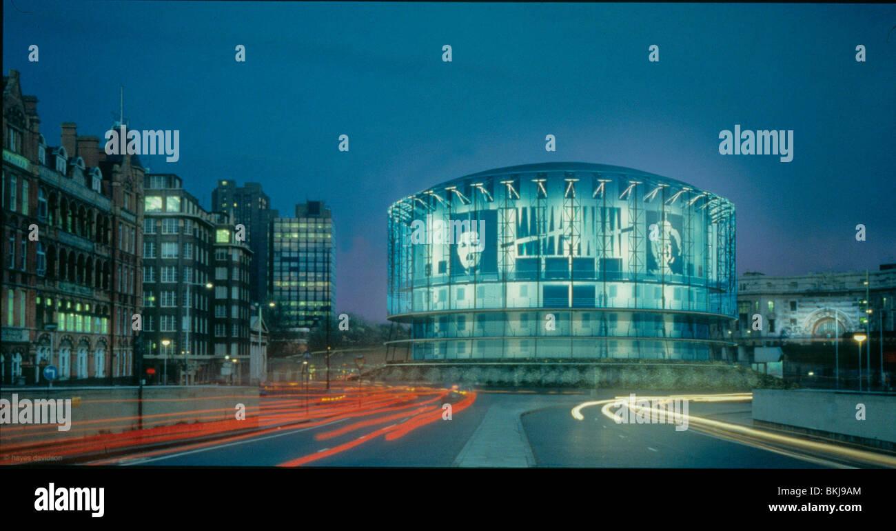CINEMA BFI IMAX (LONDON) - Stock Image