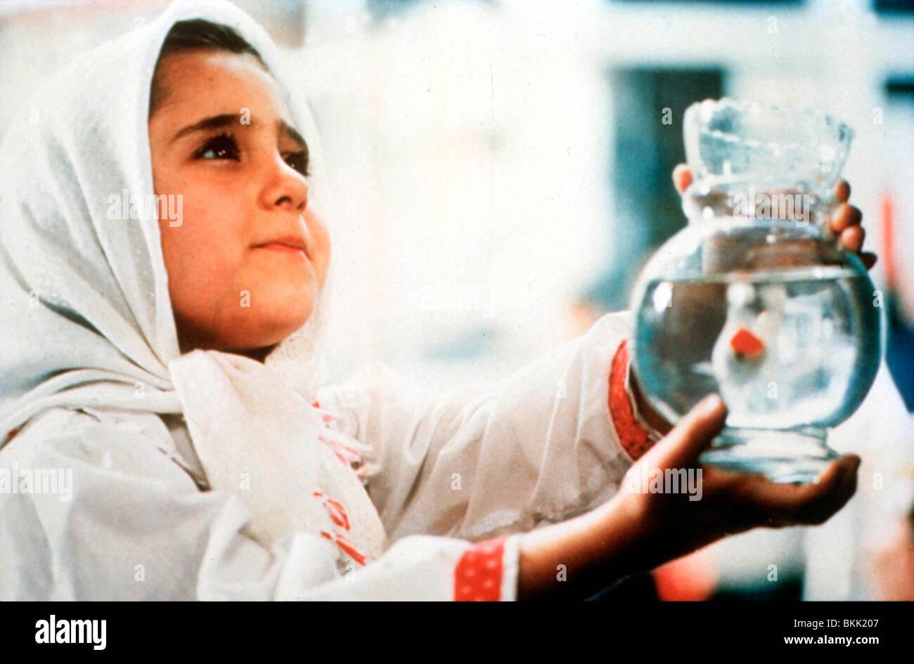THE WHITE BALLOON (1995) BADKONAKE SEFID (ALT) AIDA MOHAMMADKHANI TWBN 002 Stock Photo