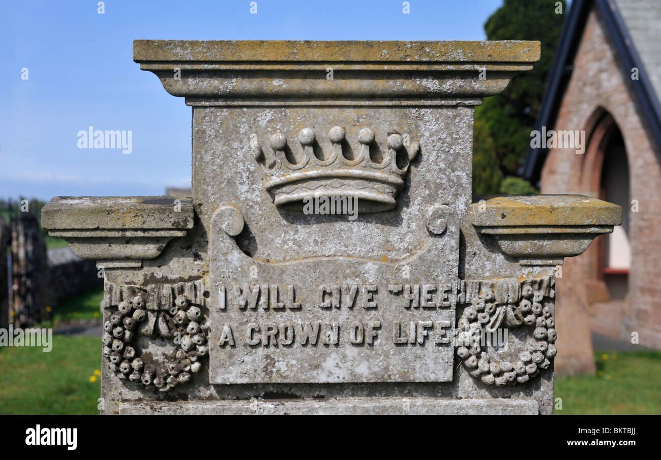 gravestone-i-will-give-thee-a-crown-of-life-church-of-saint-john-the-BKTBJJ.jpg