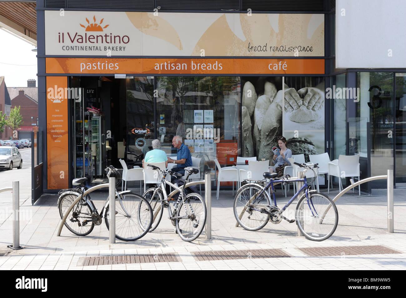 ireland bicycles stock photos ireland bicycles stock. Black Bedroom Furniture Sets. Home Design Ideas