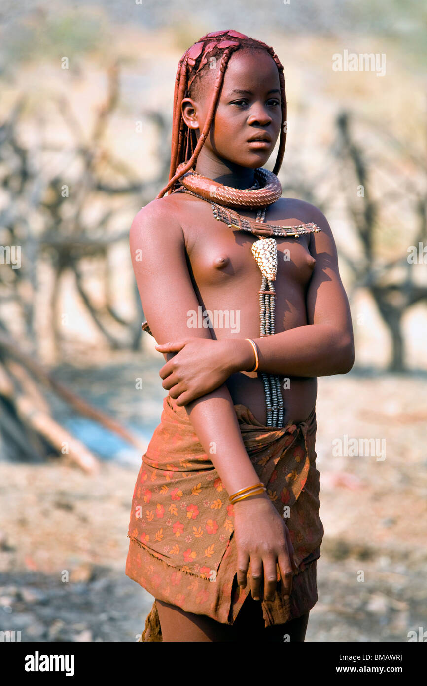 Recollect Nude african girl himba tribe women
