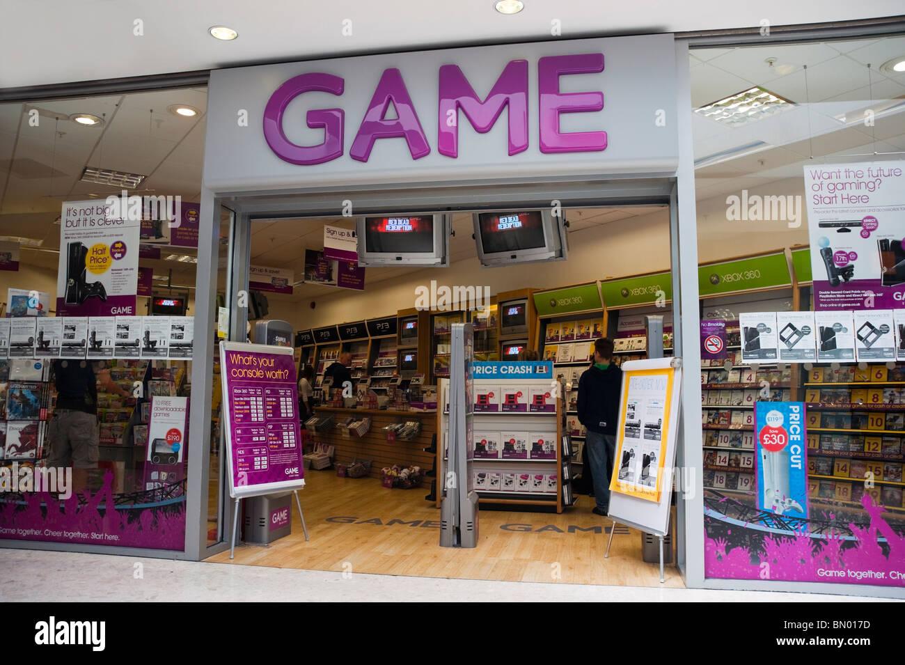 Online pc game shop