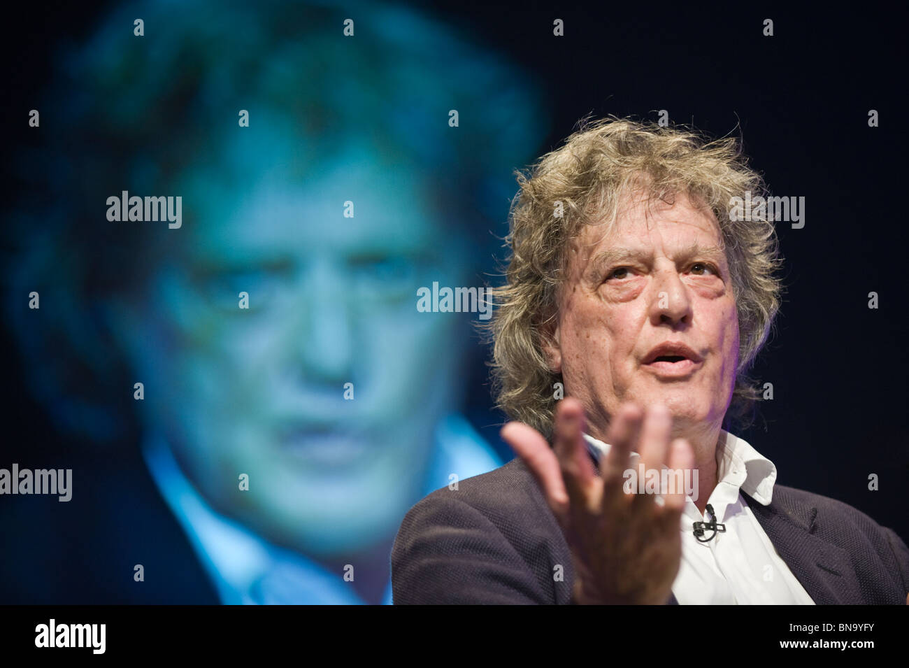 british-playwright-sir-tom-stoppard-pictured-in-conversation-at-hay-BN9YFY.jpg