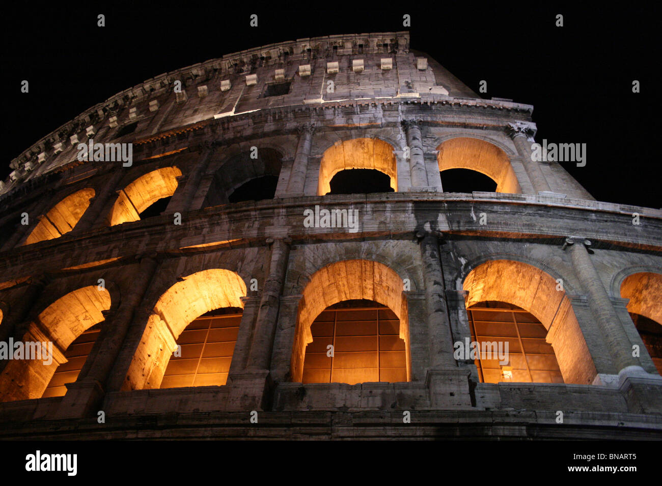 Colloseum - Stock Image