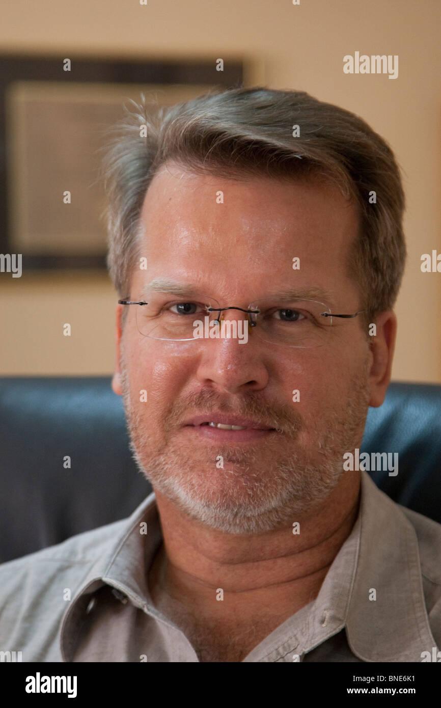 John Mason, Executive Director of NCRC. - Stock Image