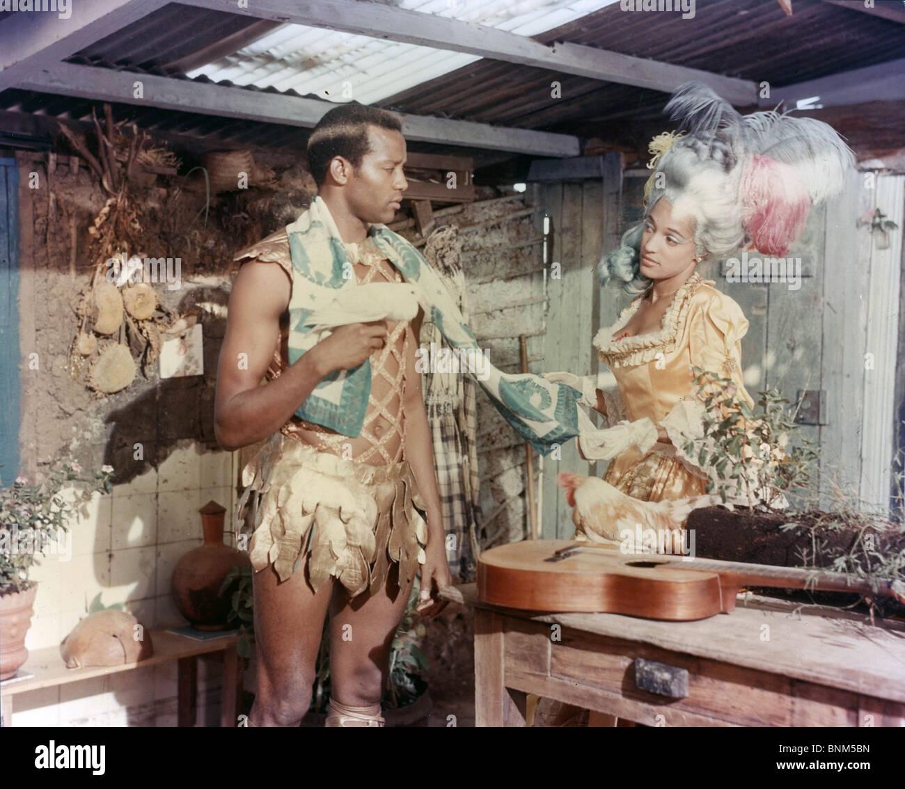 BLACK ORPHEUS (1959) ORFEU NEGRO (ALT) MARCEL CAMUS (DIR) 001 MOVIESTORE COLLECTION LTD Stock Photo