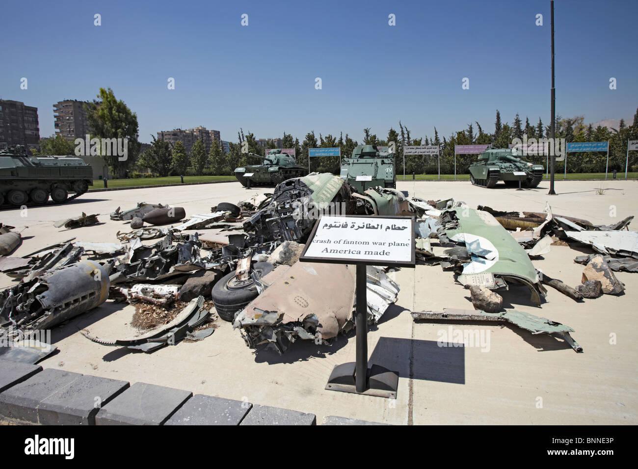 syria-damascus-panorama-military-museum-
